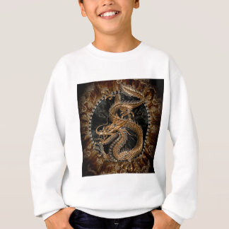 Dragon Pentagram Sweatshirt