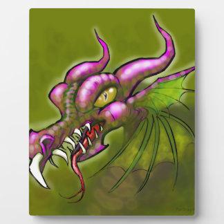 Dragon Photo Plaques