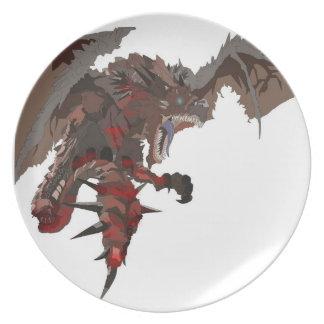 Dragon Plate