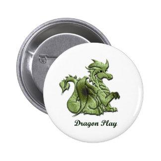 Dragon Play Button