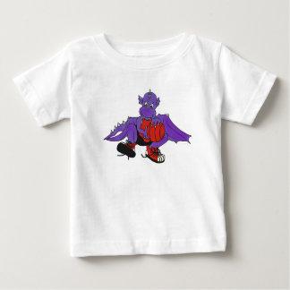 Dragon playing basketball shirts