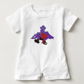 Dragon playing basketball t-shirt