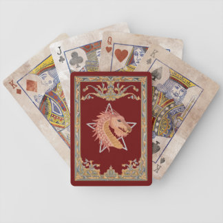 Dragon Playing Cards
