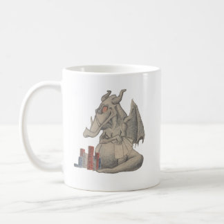 Dragon Poker Coffee Mug