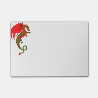 Dragon Post-it Notes