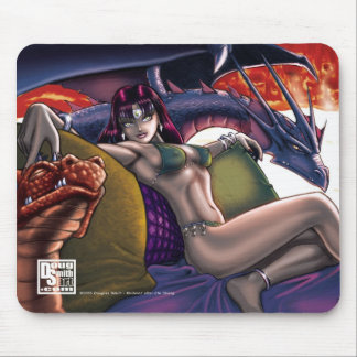 Dragon Queen Mousepad