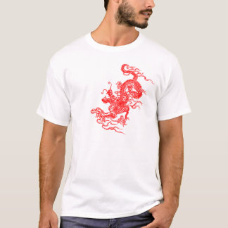 dragon red T-Shirt
