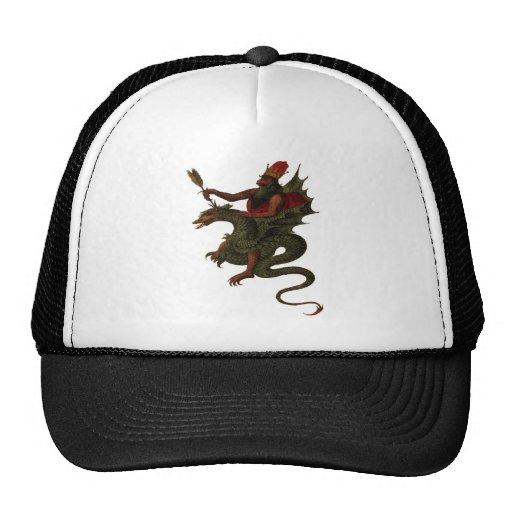 Dragon Rider Trucker Hats