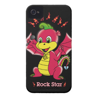 Dragon Rockstar™ BlackBerry Bold Case-Mate Barely Case-Mate iPhone 4 Case