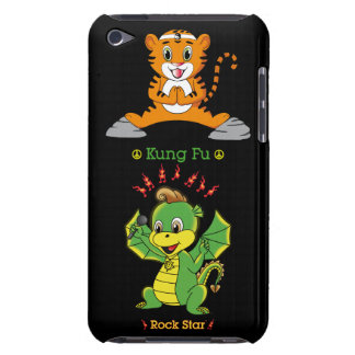 Dragon Rockstar™ iPod Touch Case-Mate Barely There