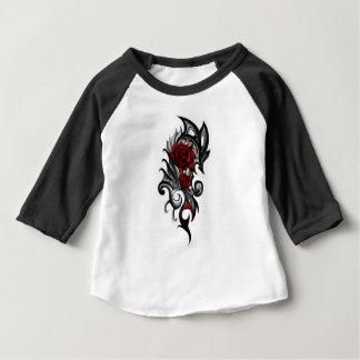 dragon rose baby T-Shirt