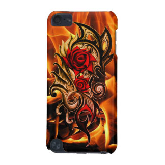dragon rose of love iPod touch 5G case