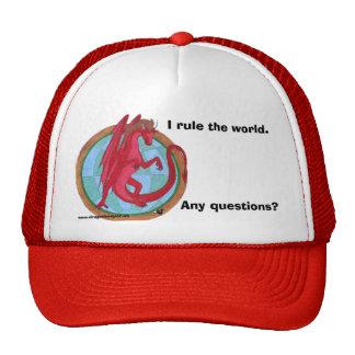 Dragon rules hat