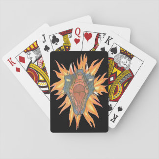 Dragon's Fire Playing Cards