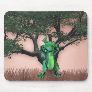 Dragon s Lair Mouse Pad