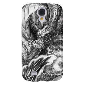 Dragon Samsung Galaxy S4 Cases