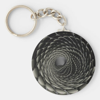 dragon scales 2017 basic round button key ring