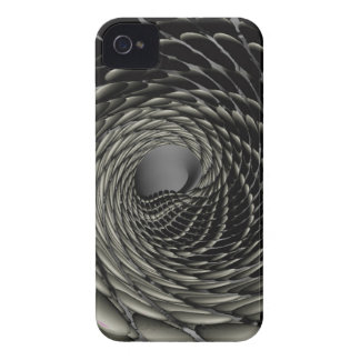 dragon scales 2017 iPhone 4 Case-Mate case