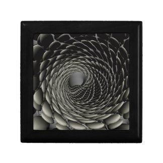 dragon scales 2017 small square gift box