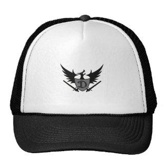 DRAGON SHEILD MASCOT TRUCKER HAT