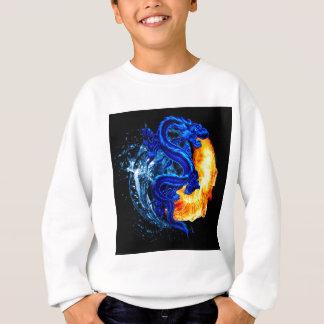 dragon shirt yin yang balance karate japanese code
