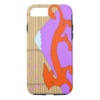 Dragon Silhouette iPhone 7 Case