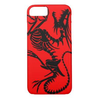 Dragon Skeleton iPhone 7 Case