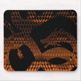 Dragon Skin A Mouse Pad