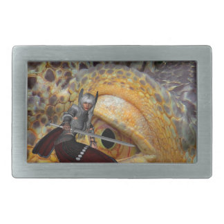 Dragon Slayer 2 Belt Buckle