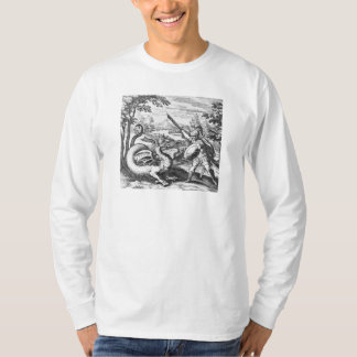 Dragon Slayer Alchemy Emblem T-Shirt