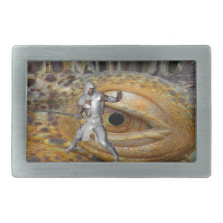 Dragon Slayer Belt Buckle