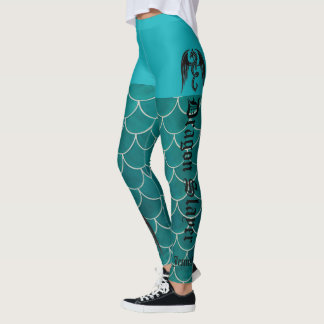 Dragon Slayer YOUR NAME Yoga Pants S to XL