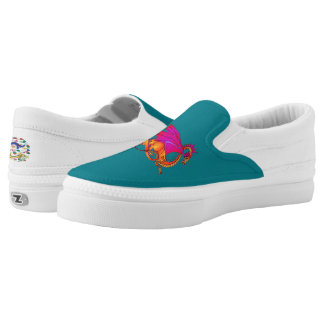 DRAGON SLIP ON SHOES