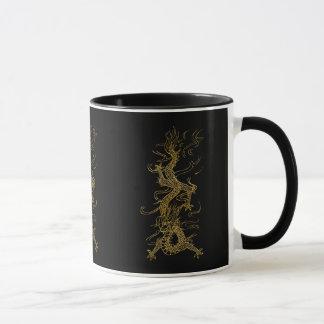 DRAGON SPIRIT Chinese Art Collection Mug