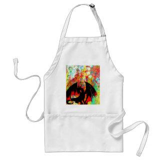 dragon standard apron