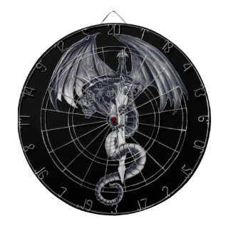Dragon & Sword Dart Board