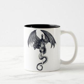 Dragon & Sword Mug