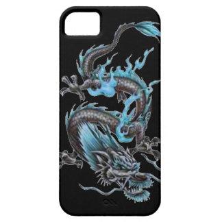 Dragon tattoo art cool fantasy creature iPhone 5 cover