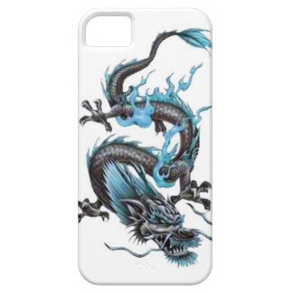 Dragon tattoo art cool fantasy creature iPhone 5 covers