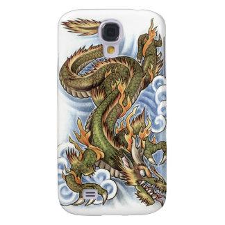 dragon tattoo design galaxy s4 case
