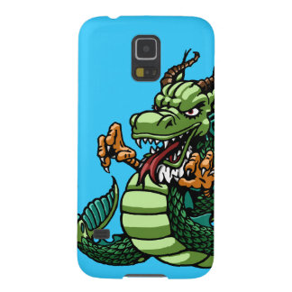 Dragon tattoo design in bold colors. cases for galaxy s5