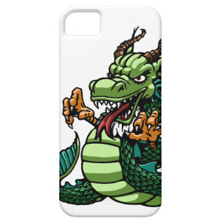 Dragon tattoo design in bold colors. iPhone 5 covers