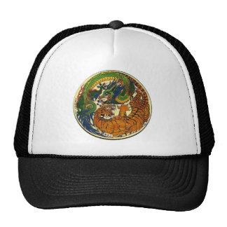 DRAGON TIGER CAP