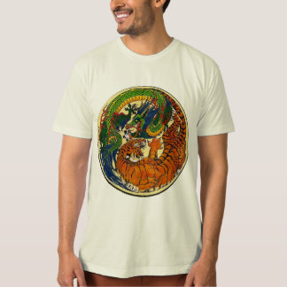 Dragon/Tiger Yin Yang T-Shirt