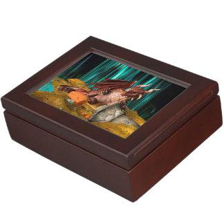 Dragon Treasure Keepsake Box