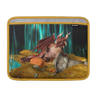 Dragon Treasure MacBook Sleeve
