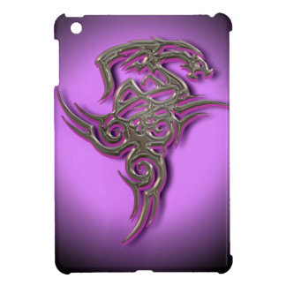 Dragon tribal sign ocult scarry iPad mini cases