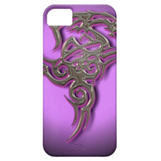Dragon tribal sign ocult scarry iPhone 5 cover
