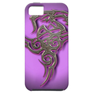 Dragon tribal sign ocult scarry tough iPhone 5 case