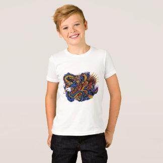 Dragon vs Eagle T-Shirt